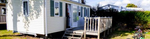 location mobil home dans le Finistere