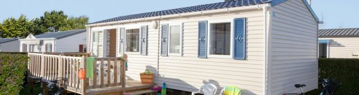 location mobil home limousin