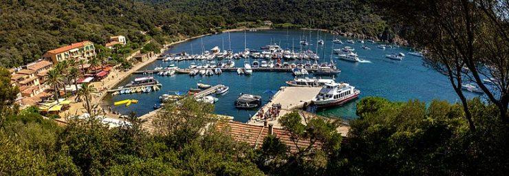 Découvrir Port Cros dans le Var
